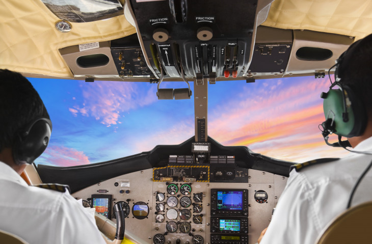 What Skills should a Commercial Pilot Have